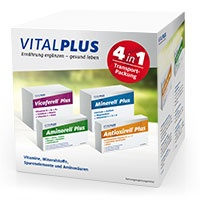VITALPLUS Transport-Packung (4 in 1)